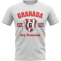 Granada Established Football T-Shirt (White)