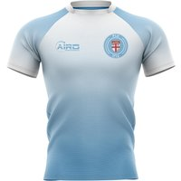 Image of 2020-2021 Fiji Home Concept Rugby Shirt