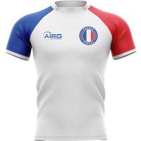 2020-2021 France Flag Concept Rugby Shirt - Kids