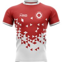 2020-2021 Japan Home Concept Rugby Shirt - Adult Long Sleeve