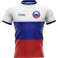 2020-2021 Russia Flag Concept Rugby Shirt