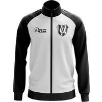 Valencia Concept Football Track Jacket (White)