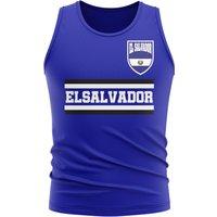 El Salvador Core Football Country Sleeveless Tee (Royal)