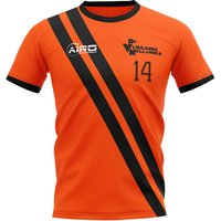 2019-2020 Holland Johan Concept Football Shirt - Womens