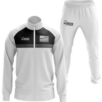 Brittany Concept Football Tracksuit (White)