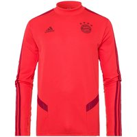 2019-2020 Bayern Munich Adidas Training Top (Red) - Kids