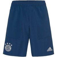 2019-2020 Bayern Munich Adidas Woven Shorts (Night Marine)