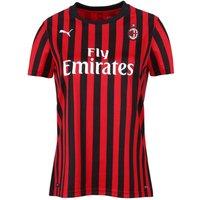 2019-2020 Ac Milan Puma Home Womens Shirt