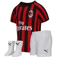 2019-2020 Ac Milan Puma Home Baby Kit