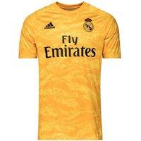 2019-2020 Real Madrid Adidas Home Goalkeeper Shirt (Kids)