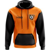 Dundee United Concept Club Football Hoody (Orange)