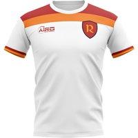 2019-2020 Roma Away Concept Football Shirt