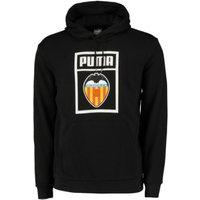 2019-2020 Valencia Puma Shoe Tag Hoody (Black)