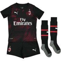 2019-2020 Ac Milan Puma Third Mini Kit
