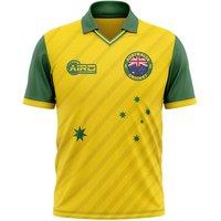 2019-2020 Australia Cricket Concept Shirt - Womens