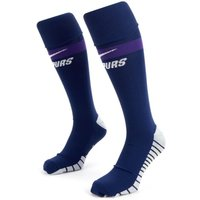 2019-2020 Tottenham Nike Away Socks (Navy)