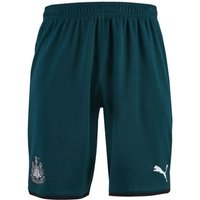 2019-2020 Newcastle Away Football Shorts (Kids)
