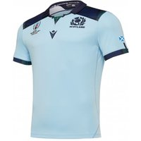 2019-2020 Scotland Alternate Authentic RWC Rugby Shirt