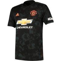 2019-2020 Man Utd Adidas Third Football Shirt