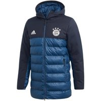 2019-2020 Bayern Munich Adidas Seasonal Special Padded Jacket (Navy)
