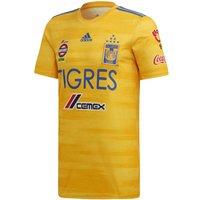 2019-2020 Tigres Adidas Home Football Shirt