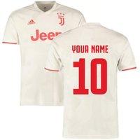 2019-2020 Juventus Away Shirt (Your Name)