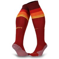 Image of 2020-2021 AS Roma Nike Home Socks (Red)