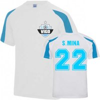 Image of Santi Mina Vigo Sports Training Jersey (White)