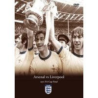 Arsenal v Liverpool 1971 FA Cup Final DVD