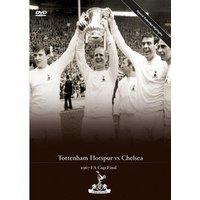 Spurs v Chelsea 1967 FA Cup Final DVD
