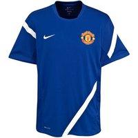 2011-12 Man Utd Nike Training Jersey (Blue) - Kids