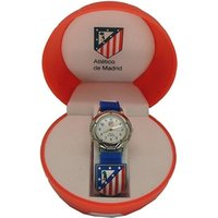 Athletico Madrid Kids Wrist Watch In Box (Blue)