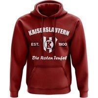 Image of Kaiserslautern Established Hoody (Maroon)