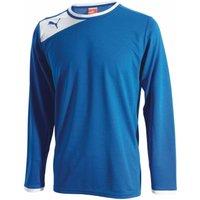 Puma Powercat 5.12 LS Teamwear Shirt (blue)