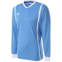 Umbro Winchester LS Teamwear Shirt (blue)