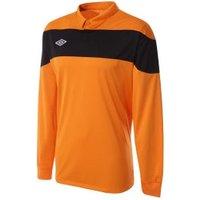 Umbro Pinnacle LS Teamwear Shirt (orange)
