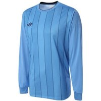 Umbro Continental LS Teamwear Shirt (blue)