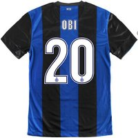 2012-13 Inter Milan Nike Home Shirt (Obi 20) - Kids