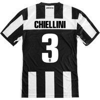 2012-13 Juventus Nike Home Shirt (Chiellini 3) - Kids