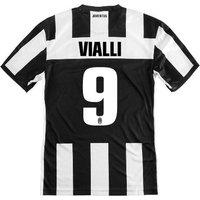 2012-13 Juventus Nike Home Shirt (Vialli 9) - Kids