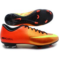 Mercurial Victory IV FG Football Boots Sunset / Volt