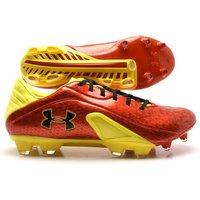 Spine Blur III FG Football Boots Vivid/Sunbleached/Black