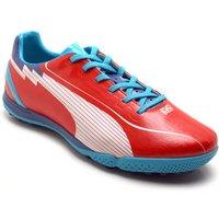 Evospeed 5 TT Football Trainers Orange/White/Ocean
