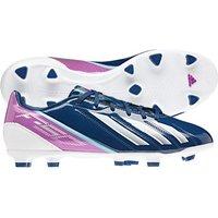 F10 TRX FG Football Boots Dark Blue/Vivid Pink/Running White