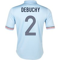 2013-14 France Away Shirt (Debuchy 2)