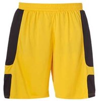 Uhlsport Cup Shorts (yellow-black)