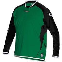 Stanno Porto LS Shirt (green-black)