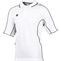 Prostar Atlas Polo Shirt (white-black)