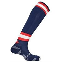 Prostar Galaxy Tec Football Socks (navy-red)
