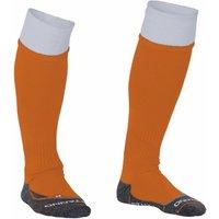 Stanno Combi Football Socks (orange-white)